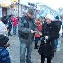 В День памяти жертв ДТП в Бердске сдавали донорскую кровь
