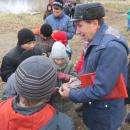 Более 18 тысяч осетров выпустили в реку Обь в Новосибирске