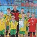 Рождественский турнир по волейболу в Бердске был жарким