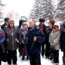Бердчане почтили день памяти вождя революции  В. И. Ленина