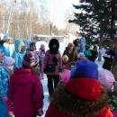 """Новый год в конном клубе """"Аллюр"""" в Бердске"""