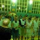 Зрелищной оказалась борьба школ Бердска за баскетбольную победу
