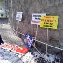 Видео: Митинг «За безопасные дороги» прошел в Новосибирске