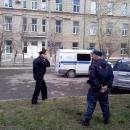 Взрывное устройство обнаружили в ЦГБ Бердска
