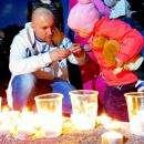 Сотни жителей Бердска зажгли свечи Памяти 8 мая