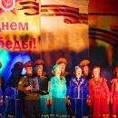 Видео: Грандиозным салютом завершился день Победы в Бердске