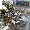 Видео: Страшное массовое ДТП между Бердском и Искитимом – погибла пассажирка «газели»