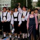 #ЛАВКАМИРА – итог фестиваля национальных культур в Бердске