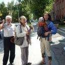 РКСМ пикетировал областную прокуратуру - в защиту Ильи Потапова