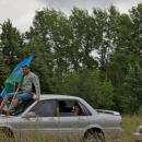 Видео: Спецназовцы отбили у захватчиков разгромленную деревню в Бердске