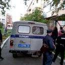 Полиция Бердска на ул. Островского задержала мужчину с химическими наркотиками