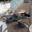 Взорвали Сбербанк в Коченевском районе. Рядом найден застреленный мужчина