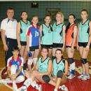 На турнире «Игры осени» волейболистки из Бердска готовились к первенству НСО