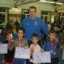 Юные бердчане успешно выступили в турнире по бразильскому джиу-джитсу
