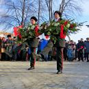 Мемориал воинскому братству отрыт в Бердске 23 февраля
