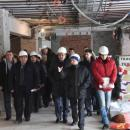 Ремонт ДК «Родина» в Бердске проверил губернатор Владимир Городецкий