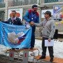 Видео. Африканец стал моржом в Бердске на турнире памяти Владимира Стахеева