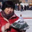 Главный приз 300-й Масленицы в Бердске выиграла многодетная семья Санниковых