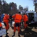 Тонут люди! МЧС провело в Бердске спасательную операцию
