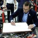 В Белокаменном в Бердске открылся тренажерный зал СК«Кристалл»