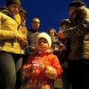 Более тысячи жителей Бердска зажгли 8 мая свечи памяти