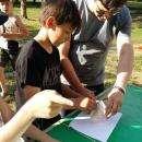 Детские праздники во дворах проводят аниматоры в Бердске