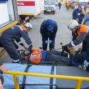 Учения МЧС: В результате теракта на ж/д в Бердске произошла техногенная катастрофа
