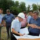 Капремонт ДК «Родина» и фонтана рядом гарантированно завершат к 300-летию Бердска