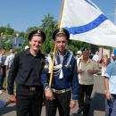 День ВМФ. Товарищи военные моряки, форма одежды – парадная