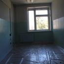 Идет ремонт в ЦГБ Бердска. Средства выделил Минздрав региона