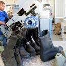 В Бердске шьют особо прочную военную обувь, предназначенную для армии, МЧС и других спецподразделений
