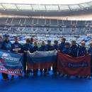 Видео. Бердские футболисты, сыгравшие за Россию на Кубке мира, возвращаются домой