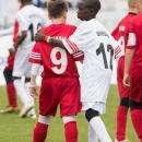 Бердск обыграл Украину со счетом 1:0 в Кубке наций по футболу в Париже