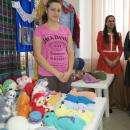 Чемпионат по вязанию стал ярким событием арт-проекта «МузеЁлка» в Бердске