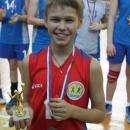 XII региональный рождественский турнир по волейболу  среди юношей