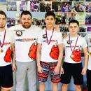 Трое бердских спортсменов в апреле отправятся в Самару