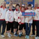 Волейболисты Бердска - победители спартакиады пенсионеров