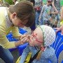 Детский праздник прошел в международный день семьи в Бердске