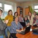Глухие жители Бердска при помощи волонтеров участвовали в выборах