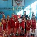 Подведены итоги первенства ДЮСШ «Авангард» по баскетболу среди девочек