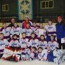 Набор в секцию хоккея