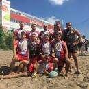 Регбисты из Бердска участвуют в чемпионате России