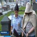 Осужденная бердчанка скрывала свое лицо