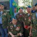 Десантник Бердска чуть не сорвал праздник ВДВ
