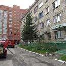 Задымление было в подвале гостиницы «Бердск»