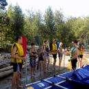 Школа выживания для трудных подростков проходит в Бердске в четвёртый раз