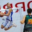 Баскетболистка команды Динамо-ГУВД
