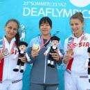 Ольга Мисоченко (на фото слева)