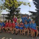 Команда «Кристалл» из Бердска на финале Всероссийского турнира «Кожаный мяч – Кубок Coca-Cola» в Краснодаре