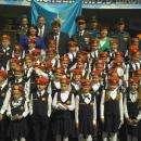 В Бердске в кадеты МЧС России приняли 60 школьников